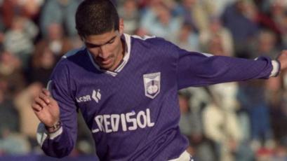 Copa Libertadores: cinco datazos de Sebastián Abreu a 24 años de su debut (VIDEO)