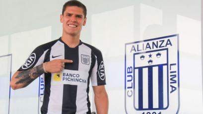 Liga1 Movistar 2020: Sebastián Gonzales Zela fue oficializado como jugador de Alianza Lima