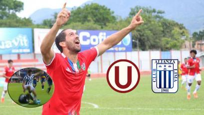 Sebastián Gularte sobre Universitario o Alianza Lima: