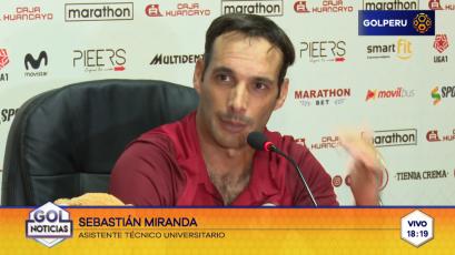 Sebastián Miranda: