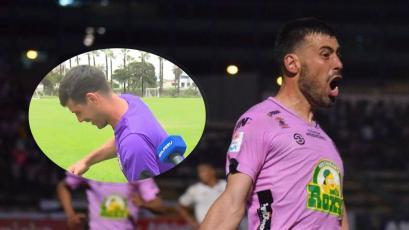 Sport Boys: Sebastián Penco prometió goles y se despidió con el festejo de la moto (VIDEO)