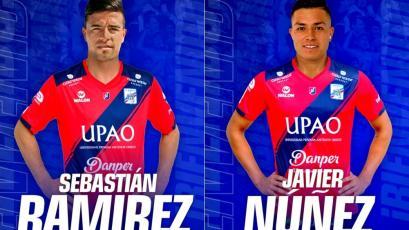 Carlos Mannucci anunció al uruguayo Sebastián Ramírez y a Javier Núñez como refuerzos