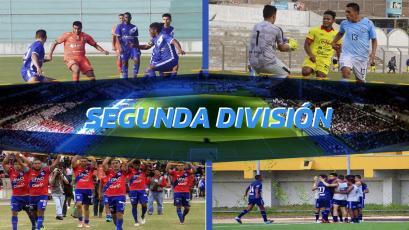 Segunda División: Conoce la programación de la última fecha