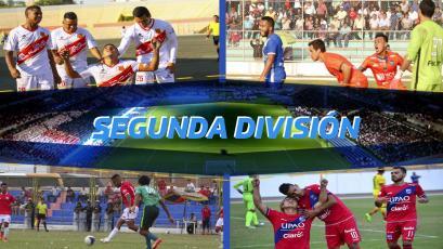 Segunda División: Conoce la programación de los partidos de vuelta de los cuartos de final