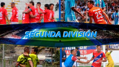 Segunda división: Esta es la programación de la fecha 29