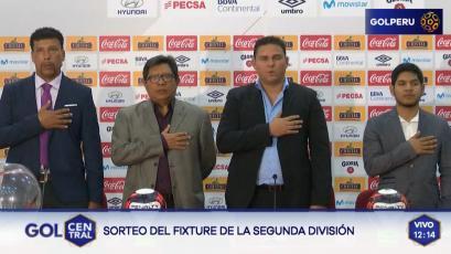 Segunda División: Conoce el fixture para la temporada 2018