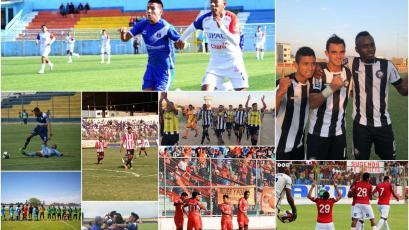 Segunda División: Tabla de posiciones y resultados de la séptima fecha