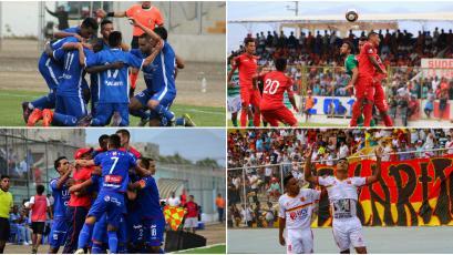 Segunda División: Conoce los resultados de la sexta fecha y la tabla de posiciones
