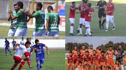 Segunda División: la tabla de posiciones y los resultados de la fecha 16