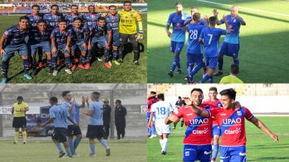 Segunda División: Conoce tabla de posiciones y los resultados de la fecha 18