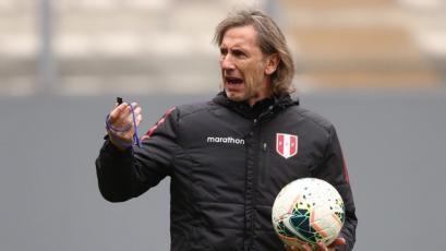 Selección Peruana: conoce el once que probó Ricardo Gareca en el entrenamiento de hoy