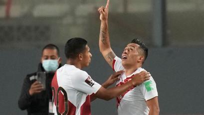 Selección Peruana: Christian Cueva anotó el 1-0 frente a Venezuela (VIDEO)