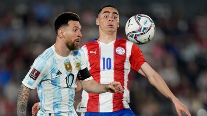 Eliminatorias Sudamericanas: Paraguay y Argentina igualaron 0-0 por la fecha 11