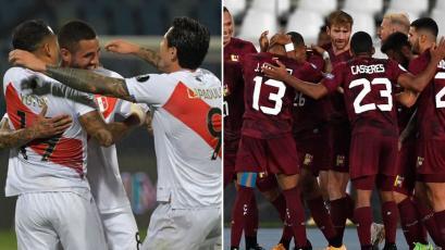 Copa América: los mejores datos sobre el Perú vs Venezuela