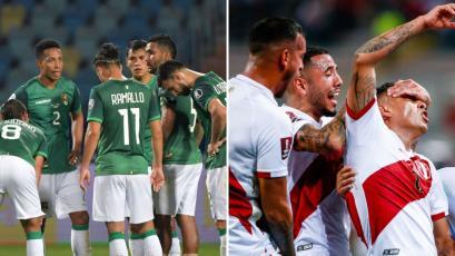 Bolivia vs Perú: así formarían hoy ambas selecciones en La Paz
