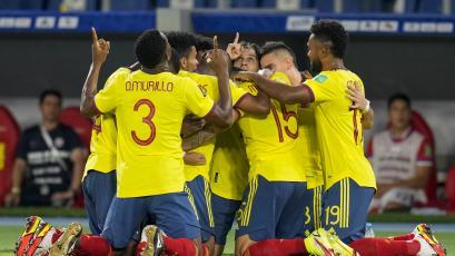Eliminatorias Sudamericanas: Colombia derrotó 3-1 a Chile por la fecha 10