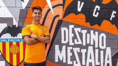 Selección Peruana: Alessandro Burlamaqui deja el Espanyol y ficha por el Valencia