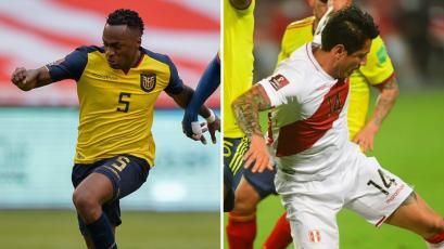 Ecuador vs Perú: fecha, hora y estadio del partido por la jornada 8 de las Clasificatorias Sudamericanas