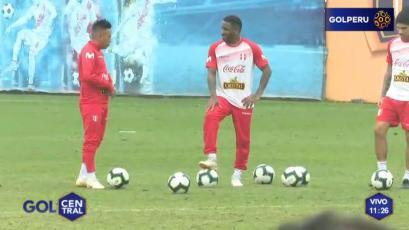 Selección Peruana: continúa los entrenamientos de cara al encuentro ante Colombia
