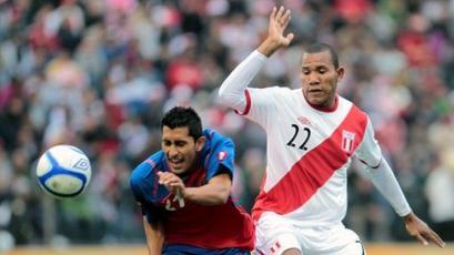 Un día como hoy del 2010, Perú venció a Costa Rica en Matute