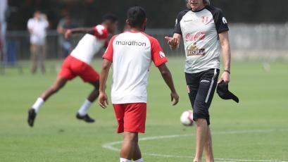 Selección Peruana:  Gallese y Cartagena se unieron a los trabajos
