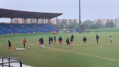 Selección Peruana: se canceló entrenamiento de la bicolor por fuerte lluvia en Miami