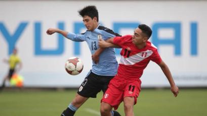 Selección Peruana: La Sub-17 perdió con Uruguay en su segundo amistoso
