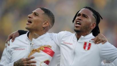 ¡A todo pulmón! Así cantaron los jugadores de la Selección Peruana el Himno Nacional en Miami (VIDEO)