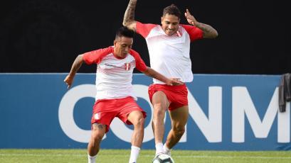 Selección Peruana y su segundo entrenamiento de cara a su debut en la Copa América Brasil 2019