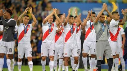 Ranking FIFA: Perú se mantiene en el puesto 21 por tercera ocasión