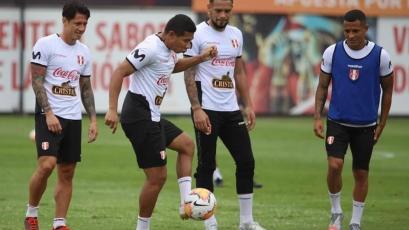 Selección Peruana: así fue el primer turno de entrenamientos (FOTOS)