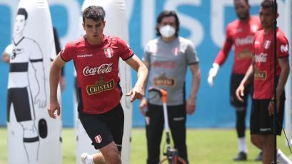 Selección Peruana: el equipo de Ricardo Gareca entrenó por penúltima vez en Lima