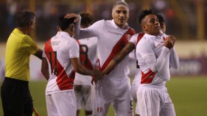 """""""Perú está un paso adelante de Venezuela y es favorito"""", dijo Ricardo Páez"""