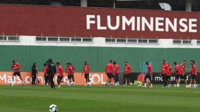 Selección Peruana: los 5 extraños problemas que tuvo la bicolor para entrenar en Fluminense