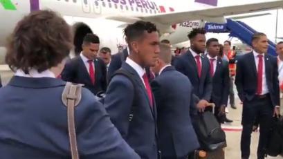 Copa América 2019: Perú llegó a Brasil a 3 días del debut frente a Venezuela