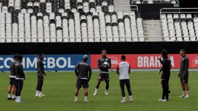 Copa América Brasil 2019: Perú entrenó muy bien en cancha de Botafogo a un día de la final