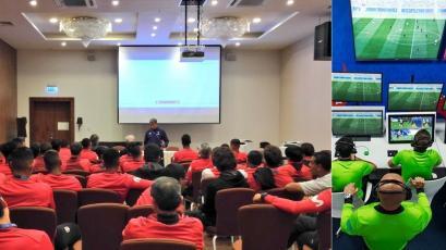 Copa América Brasil 2019: Selección Peruana recibió charla sobre el uso del VAR