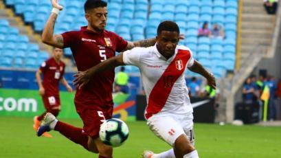 Perú consiguió dos marcas importantes pese al empate contra Venezuela por la Copa América Brasil 2019