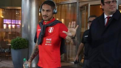 Selección Peruana volvió a Lima con la mente puesta en ganarle a Uruguay el martes