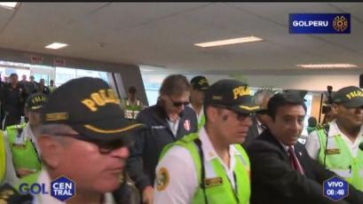 Selección Peruana viaja a Arequipa para disputar el segundo amistoso ante Costa Rica