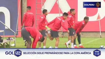 Selección Peruana: Los dirigidos por Ricardo Gareca siguen entrenando de cara a la Copa América 2019