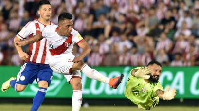 Paraguay entregó su nómina de extranjeros para medirse con Perú