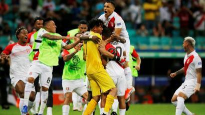 Perú vs Chile: el mensaje de aliento previo al partido por semifinales de la Copa América