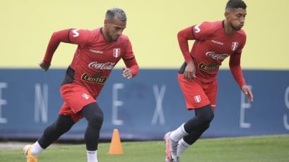Selección Peruana: Raziel García se lesionó y fue desconvocado en el quinto día de entrenamientos