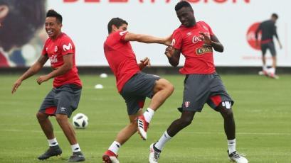 Christian Ramos y Aldo Corzo revelaron secretos del grupo de Whatsapp de la Selección Peruana