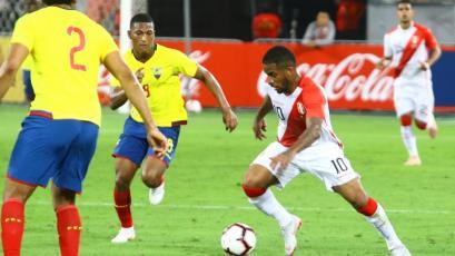 Selección Peruana cierra el año enfrentando a Costa Rica