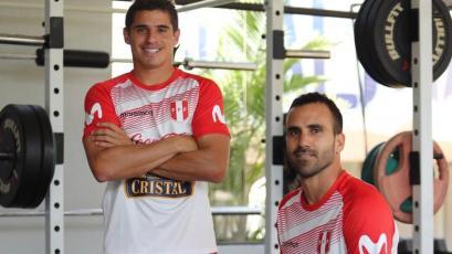 Selección Peruana comenzó a prepararse para los amistosos ante El Salvador y Paraguay