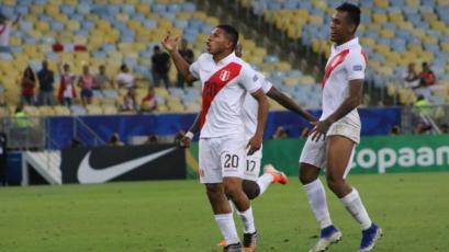 Perú batió su récord histórico de imbatibilidad en la Copa América con triunfo sobre Bolivia