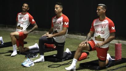 Selección Peruana: El grupo entrenó por segundo día en EEUU de cara al duelo con Colombia