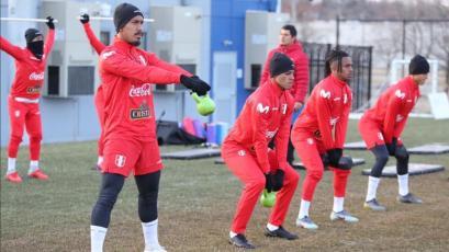 Selección Peruana: El grupo entrenó por primera vez en EEUU previo a la Fecha FIFA